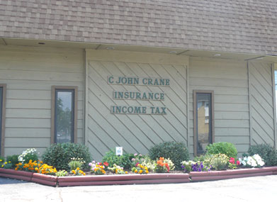 Corporate offices: homeowners insurance, life insurance, automobile insurance, business insurance, investments, taxes
